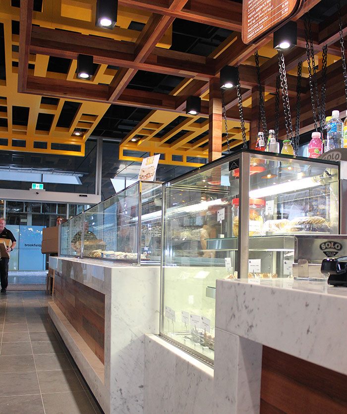 The Daily Bagel by Diverse Shopfitters   Scoop