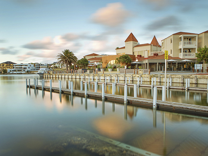 Perth Venue- The Pavilion, Mindarie Marina