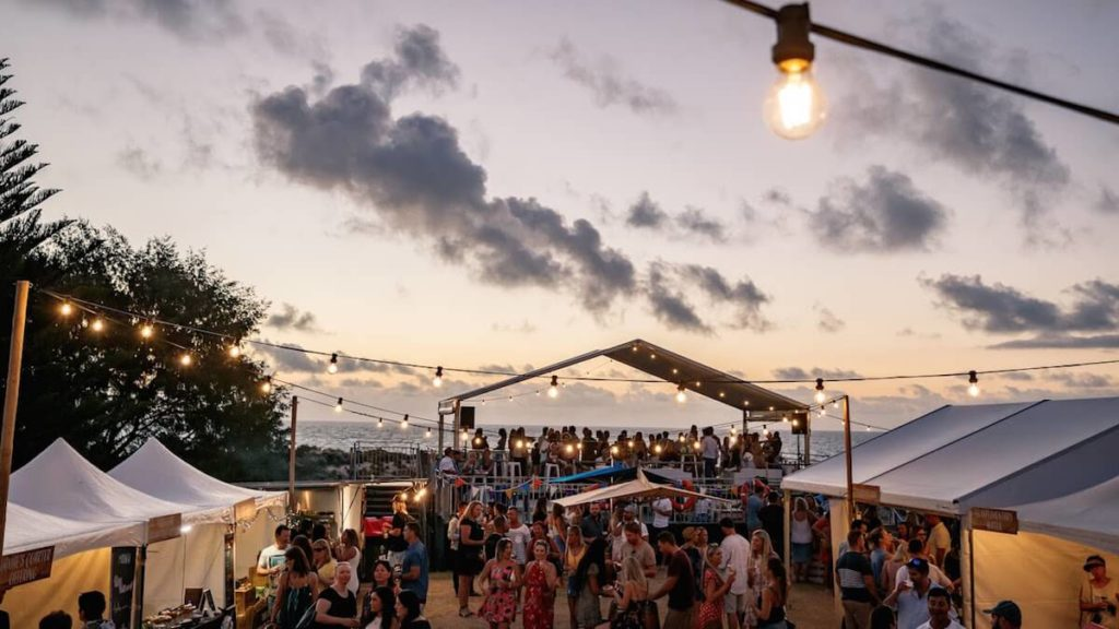 Don't miss Perth's Favourite Wine & Craft Beer Festival on the Coast